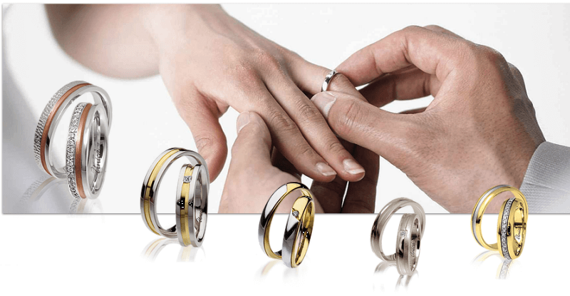 Choosing the perfect wedding ring with Unica