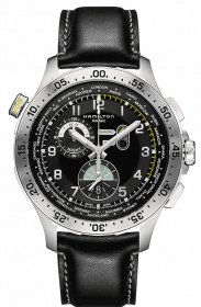 Price Khaki Worldtimer Chrono Quartz H76714735